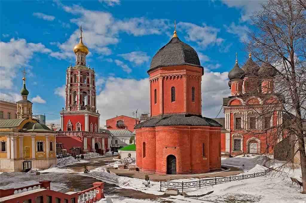 петровский монастырь в москве официальный веб-сайт как доехать