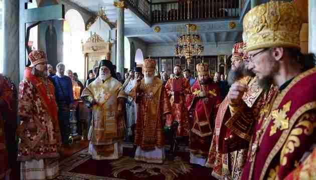 Владыка на Афоне Покровский собор