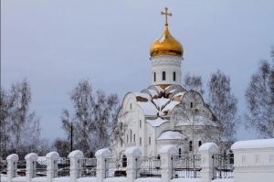 Храм о. Андрея 1
