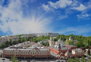 Покровский женский монастырь 5