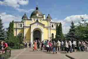 Покровский женский монастырь 7