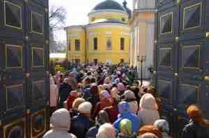 Покровский женский монастырь 8