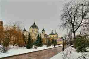 Покровский женский монастырь 888