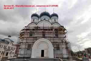 Бутово Ю., Южнобутовская ул., напротив вл.9 (ХРАМ)_201