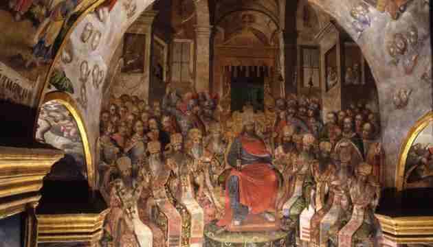 вселенские соборы