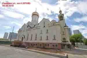 Раменки ул., вл.4 (ХРАМ)_201
