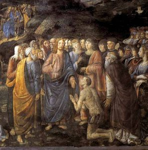 Иисус+исцеляет+прокаженного