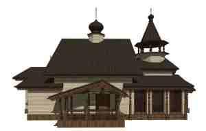 Шоссе Энтузиастов 57-59 проект малого храма 3